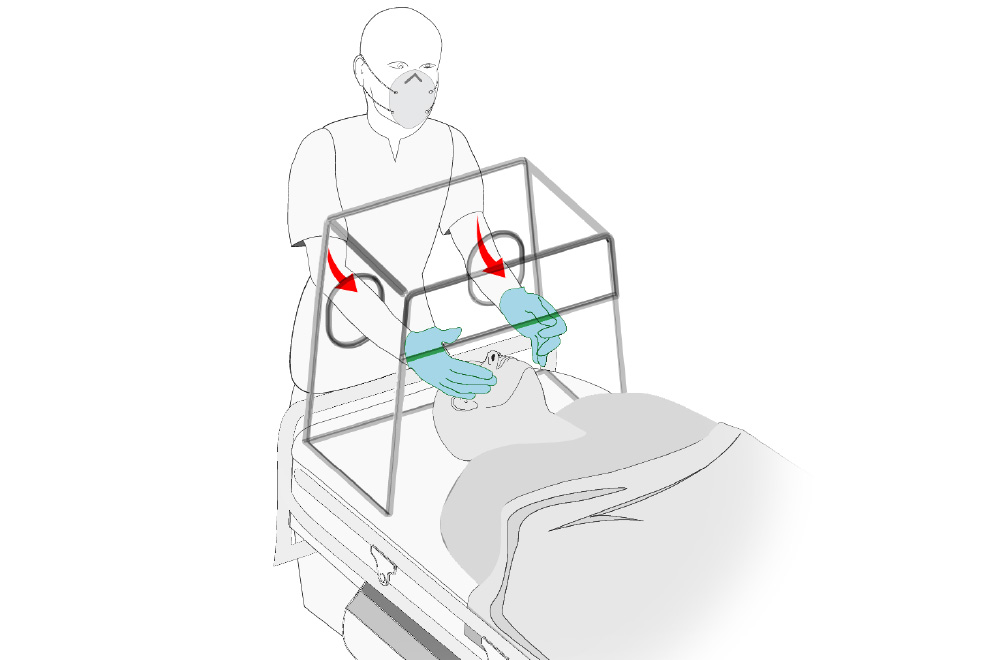 Intubation Box